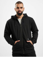 Dickies Hoodies con zip Kingsley nero