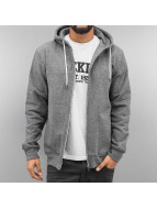 Dickies Hoodies con zip Dixon nero