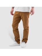 Dickies Jeans straight fit Alamo marrone