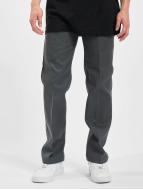 Dickies Slim Straight Work Pants Charcoal