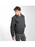 Dickies Lightweight Jacket Lined Eisenhower gray