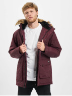 Dickies Manteau hiver Curtis rouge