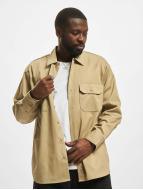 Dickies Longsleeve Work Shirt Khaki
