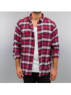 Dickies overhemd Holton rood