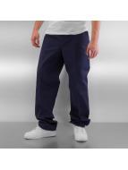 Dickies Pantalon chino Slim Straight Work bleu