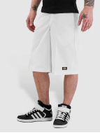 Dickies Shorts 13\ Multi-Use Pocket Work blanc