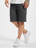 Dickies Shorts Slim Straight Work grigio