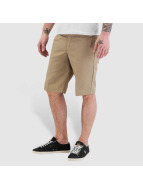 Dickies Shortsit Slim Straight Work khakiruskea