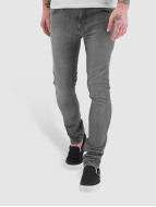 Dickies Louisiana Skinny Jeans Bleached Grey