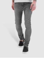 Dickies Louisiana Skinny Jeans Bleached Grey