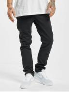 Dickies Spodnie wizytowe Slim Skinny Work czarny