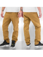 Dickies Straight fit jeans BlueMonds bruin