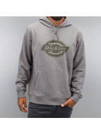 Dickies Sweat à capuche Delaware gris