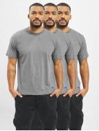 T-Shirt 3er-Pack Dark Gr...