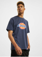 Dickies T-shirt Horseshoe blu