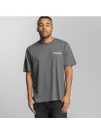 Dickies T-Shirt Cave City Gravel grau