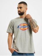 Dickies Horseshoe T-Shirt Grey Melange