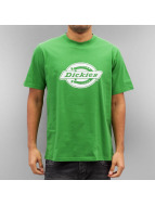 Dickies t-shirt HS One Colour groen