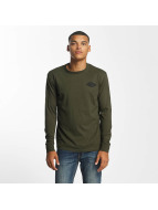 Dickies T-Shirt manches longues Pipersville olive
