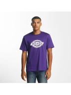 Dickies T-Shirt HS One Colour pourpre