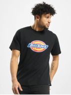 Dickies t-shirt Horseshoe zwart