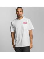 Dickies T-shirtar Pelsor vit