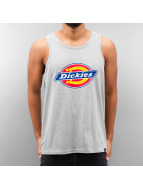 Dickies Tank Tops Horseshoe серый