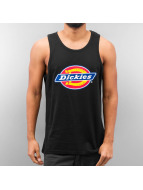 Dickies Tank Tops 6210424 musta