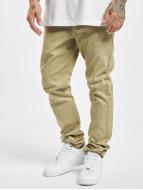 Dickies Tygbyxor Slim Skinny Work beige