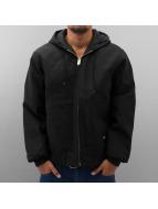 Dickies Winter Jacket Rigid Duck Hooded black