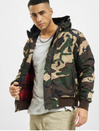 Dickies Winter Jacket Cornwell camouflage