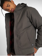 Dickies Cornwell Winter Jacket Charcoal Grey