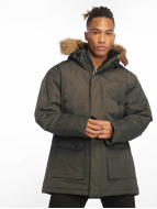 Dickies Curtis Winter Jacket Charcoal Black
