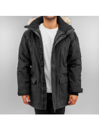 Dickies Winterjacke Glen Haven schwarz