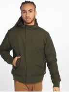 Dickies Cornwell Winter Jacket Olive Green