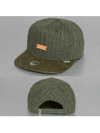 Djinns 5 Panel Caps 5P Indo Lin olive