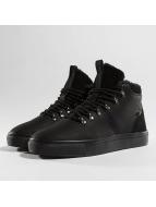 Djinns Boots Fur schwarz