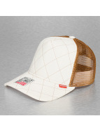 Djinns Casquette Trucker mesh Hunter High beige