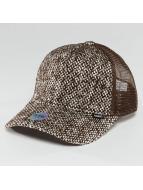 Djinns Casquette Trucker mesh Thick Jute brun