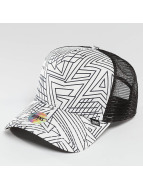 Djinns Casquette Trucker mesh Conlines High Fitted noir