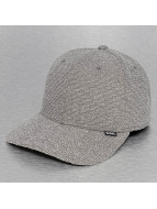 Djinns Flexfitted Cap Melange Knit grey