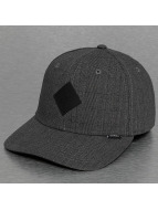 Djinns Flexfitted Cap Glencheck A-Flex grey