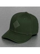 Djinns Flexfitted Cap Beauty A-Flex olijfgroen
