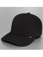 Djinns Flexfitted Cap Sucker Piquee schwarz