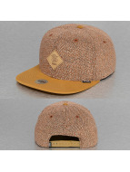 Djinns Snapback Cap Left Sports beige