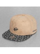 Djinns Snapback Cap 6P Differantly beige
