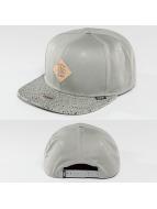 Djinns Snapback Cap Patch & Spots 6 gray