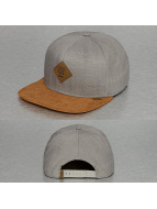 Djinns Snapback Cap Linen grey