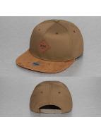 Djinns Snapback Cap 6P Canvas khaki