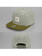 Djinns snapback cap 6P Rip Jersey olijfgroen